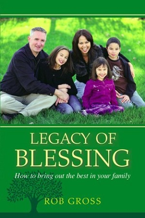 Legacy of Blessings - Rob Gross